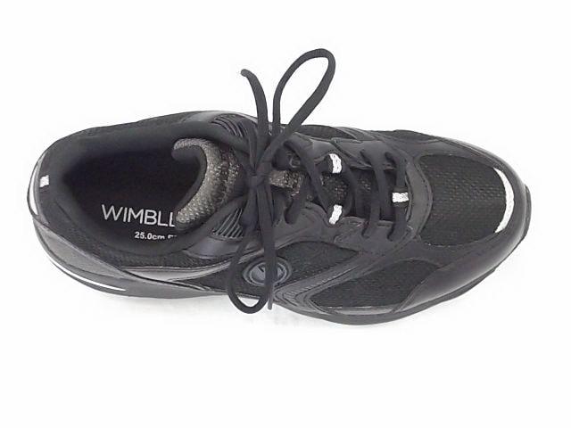 ウィンブルドン M045WS 28.0cm ブラック 防水 ランニング < 男性ファッションの