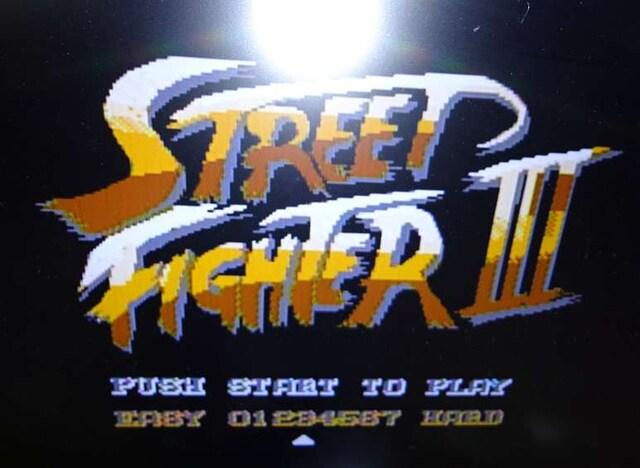 難 STREET FIGHTER�V 18peoples カセットのみ  < ゲーム本体/ソフトの