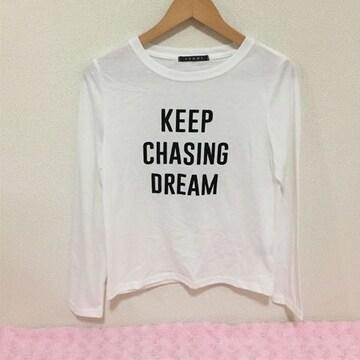#INGNIロゴTシャツ