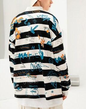 NEWネオストリートラガーシャツS-XXL