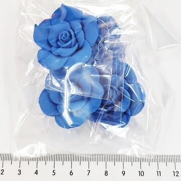 6*樹脂ビーズ…デコにも♪大きな薔薇 2