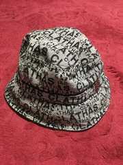 レア? CLATHAS クレイサス 帽子 ロゴいっぱい