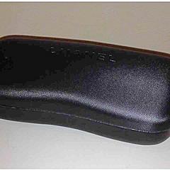 正規品 シャネル メガネケース 箱付き サングラスケース
