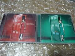 西野カナ'15年盤■Secret Collection RED,GREEN 通常盤セット