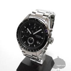 YGG★FOSSIL 腕時計 デッカーウォッチ クロノグラフ