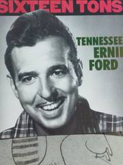 Tennessee Ernie Ford / Sixteen Tons(ヒルビリー/ブギ/ロカビリー)Bear