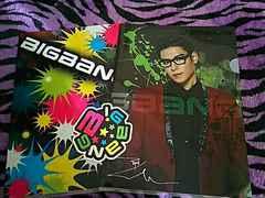 BIGBANG☆くじ!クリアファイル&ステッカー!T.O.P