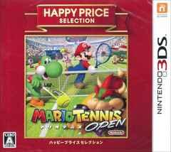 3DS#マリオテニス オープン(ハッピープライス) 新品