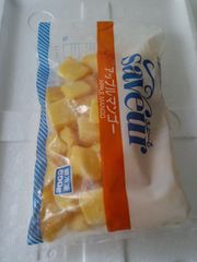 ☆デザートに  アップルマンゴー 500g  冷凍