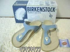 BIRKENSTOCK/ビルケンシュトックカジュアル★Gizehサンダル38