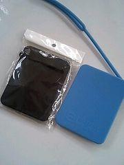 ☆予備の電池パックプロテクター☆ブラック