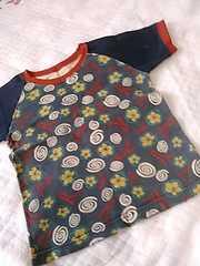 フェリシモ 120 綿100 Tシャツ 送料180