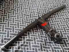 Lixada カーボン ハンドルバー ステム ヘッドキャップ 3点セット ショートハンドラー仕様