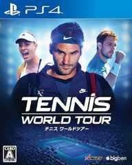 新品即決 PS4 Tennis World Tour 送料無料