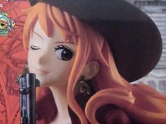 ワンピースTREASURE CRUISE WORLD JOURNEY vol.1 ナミフィギュア