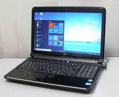 最新Win10*ブルーレイ/爆速SSD/Corei3/メモリ4G/カメラ/USB3.0*フルスペックノート