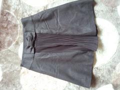 ジョイアス 濃茶 リボンスカート