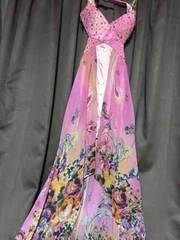 クリーム cream IVONY ドレス ロングドレス ミニスカート キャバ