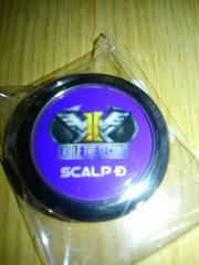 送料込み EXILE THE Second  スカルプDのアイリング パープル