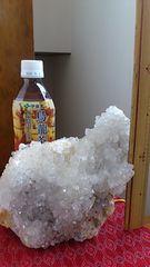 2、7キロ!水晶クラスター原石!両面クラスター綺麗!