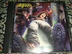 ANTHRAX/SPREADING THE DISEASE アンスラックス