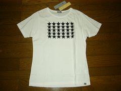 新品rebellion-opsリベリオンオプスTシャツ白4星☆カットソーAKM