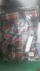 3L未使用〓タグ付き〓未開封チェックフレアースカート