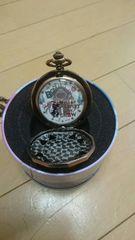 アナと雪の女王  懐中時計