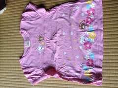 サンリオ シュガーバニーズ 女の子用 ティシャツ Tシャツ