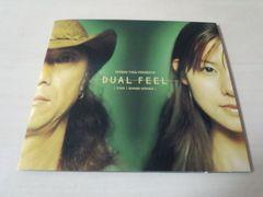 DVD「DUAL FEEL」小西真奈美、Char 日産自動車★