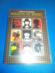 LOW IQ 01 DVD「MASTER OF MUSIC」横山健 BRAHMAN ACIDMAN