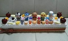 【即決】アンパンマンと仲間達小物入れ風cakeオブジェ