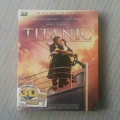 Blu-ray タイタニック 3D・2Dブルーレイセット 3枚組