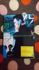 Mr.Children wonederful world on DEC 21 DVD2枚組