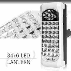 新品 送無 34+6灯LEDランタン 強力発光 ライト 懐中電灯