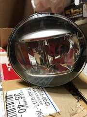 60系ハリアー純正フォグランプ LED 右側
