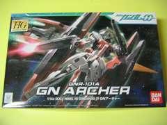 1/144 HG00-29 GNR-101A GNアーチャー 新品 ガンアーチャー