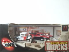 HW/CustomClassicTrucks Fordフォード 1/64