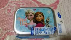 アナと雪の女王アルミランチボックス