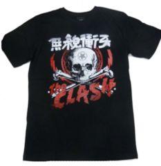 ザ クラッシュ the clash パンク オールドスクール 90S80Sスケート 68-44