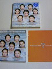 初回限定盤CD■セカンドモーニング/モーニング娘。■スリーブケース、ブックレット付き
