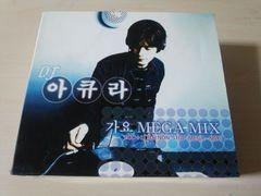 DJ ACURA(アキュラ)CD「歌謡 MEGA-MIX」3枚組 韓国K-POP★