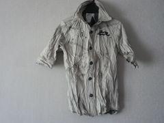 セール半額以下★スクリューバックルデニムシャツ