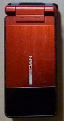 docomoドコモFOMA N905i 日本電気NEC