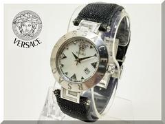 ジャンニヴェルサーチ XLQ99 レーヴ メンズクオーツ 腕時計