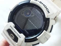 5227/CASIOカシオ★G-SHOCKタフソーラー機能搭載モデル/GR-8900AホワイトCOLOR
