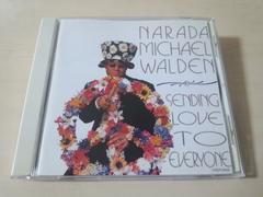 ナラダ・マイケル・ウォルデンCD「この愛がとどくように」●