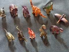 恐竜 ミニフィギュアセット