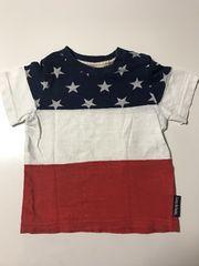 ダディオーダディ*アメリカンボーダーTシャツ 90