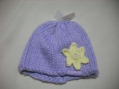 wb350 女 BILLABONG ビラボン ニット帽 ビーニー 紫